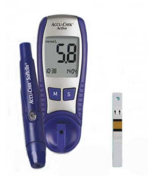 Как пользоваться глюкометром Акку-Чек Актив?